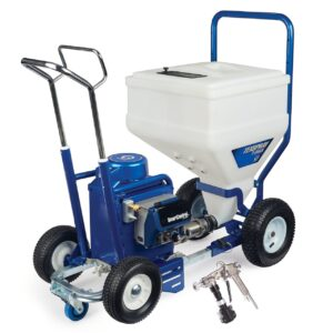 Graco TMAX 6912 Texture, Acoustic Coating and Cementitious Fireproofing Sprayer