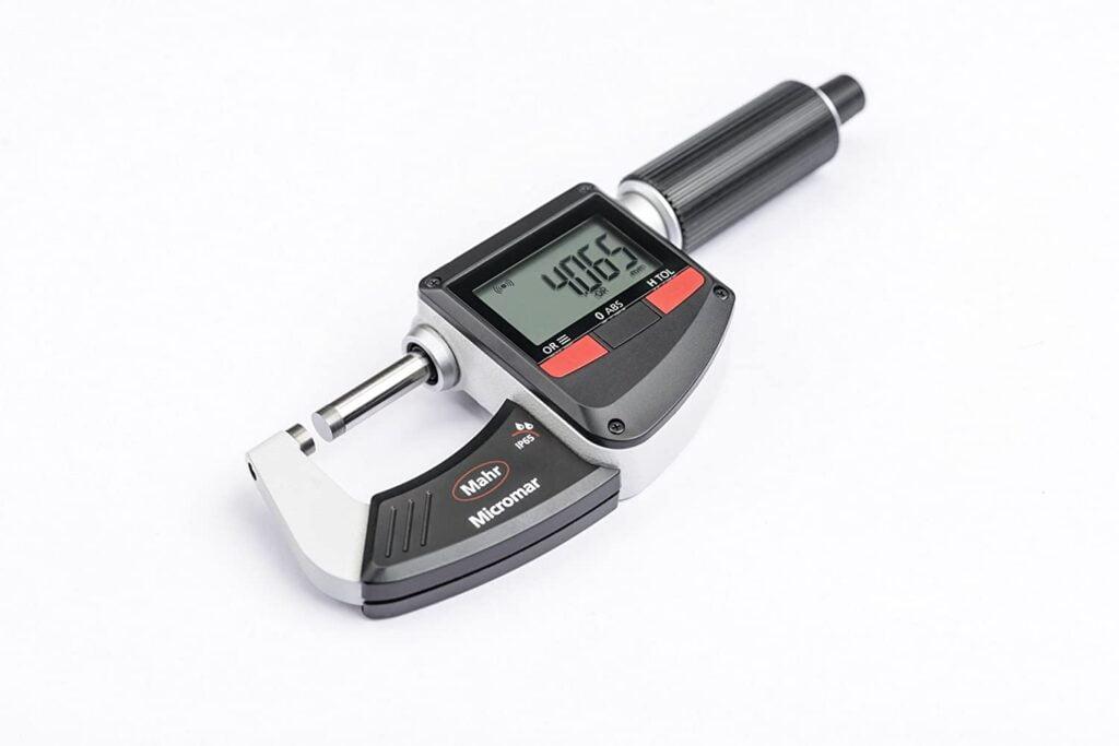 Mahr Digital Micrometer